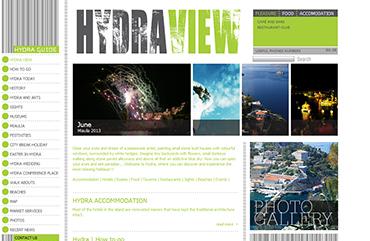 hydra-view